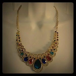 Beautiful Colorful Costume Jewelry